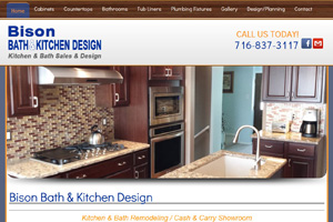 Bison Bath And Kitchen Design Showroom Buffalo Ny Wny Best Of