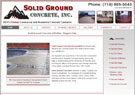 Solid Ground ConcreteContractor Buffalo, NY